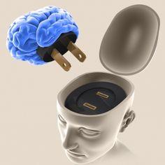iStock_Brain Plug