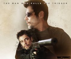 Underestimating him would be your greatest mistake. Benicio del Toro brings wrath to life in #Sicario.