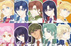 Genderbent Sailor Moon Is Just As Pretty As Regular Sailor Moon