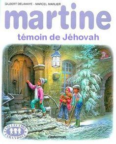 Martine  témoin de  Jéhovah