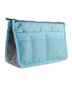 Look at this #zulilyfind! Turquoise Expandable Purse Insert #zulilyfinds
