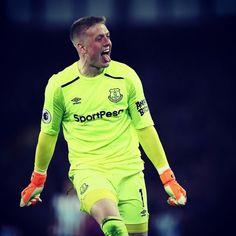 "ac0fd385f38b08 Jordan Pickford on Instagram  ""🤫🤫🤫🤫🤫 great 3 points tonight. No better  feeling then keeping them quiet  sendthemin  neverstopraving  Everton"""