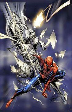 spider man moonknight