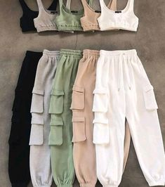 Cute Lazy Outfits, Sporty Outfits, Retro Outfits, Stylish Outfits, Girls Fashion Clothes, Teen Fashion Outfits, Look Fashion, Korean Fashion, Fashion Tips