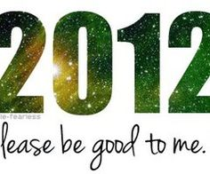 ready for a new year.. new life :)