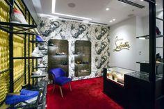 Christian Louboutin Store by 212box, Melbourne – Australia » Retail Design Blog