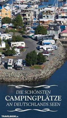 Es muss nicht immer das Meer sein – auch an Deutschlands Seen findet man viele Campingplätze, bei denen der Blick aufs Wasser garantiert ist. Warum das Campen an Gewässern so beliebt ist und welche Plätze besonders empfehlenswert sind.