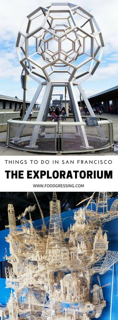 A great family-friendly activity in San Francisco is The Exploratorium, a hands-on museum designed to spark curiosity with its 650+ interactive, educational exhibits and activities.  Things to Do in San Francisco: Exploratorium at Pier 15** #SanFrancisco | San Francisco | San Francisco Travel | San Francisco Things To Do | San Francisco Vacation | San Francisco Weekend | What to do in San Francisco | San Francisco Attractions
