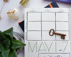 5 Weekly Bullet Journal Spreads You Need to Try ASAP |