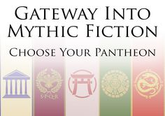 Mythic Fiction Promotions | Mythography Studios