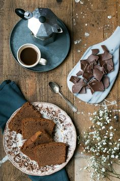 Plumcake al cioccolato al latte