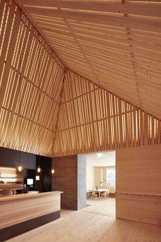 Ski Lodge Wolf | Bernardo Bader Architects - Arch2O.com