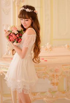 Lacy Princess Dress [Korean]