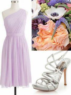 Lavender, Violet, Purple, Bridesmaid Dress, Real Wedding Planner, Lisa Sammons Events