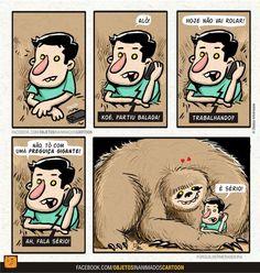 Pra Quem Tem Uma PreguiçA Gigante!