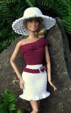 Barbie fashion clothes