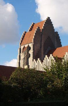 Gallery of AD Classics: Grundtvig's Church / Peder Wilhelm Jensen-Klint - 8