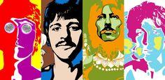 Beatles PeterMax