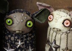Amanda Louise Spayd's Dust Bunnies