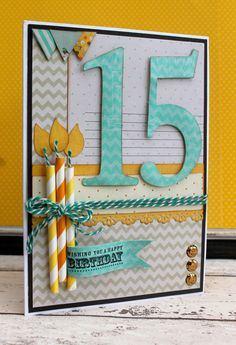 www.katieskilton.com. Cards with numbers