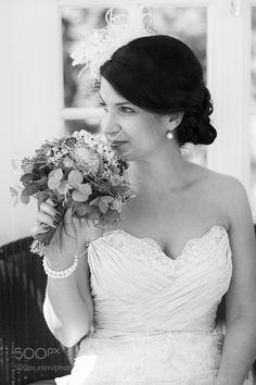 wonderful bride by mmayerle
