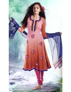 Outstanding Party Suit www.bharatplaza.com/womens-wear/readymade-suits/bollywood-salwars.html