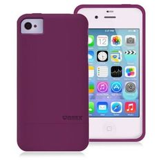 Purple Chromatic iPhone 4 4S Case Collection by Geex #geex #chromatic #case #smartphone #accessories