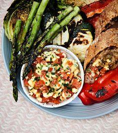 Lohi-maustevoi   Kala, Juhli ja nauti   Soppa365 Pasta Salad, Cobb Salad, Food Porn, Ethnic Recipes, Crab Pasta Salad, Treats