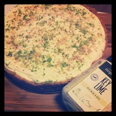 YIAH Key Lime Pie Home Recipes, Cooking Recipes, A Food, Good Food, Sweet Pie, Key Lime Pie, Pancakes And Waffles, Recipe Using, Sweet Recipes