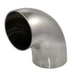 """45MM 1-3//4/"""" 1.75/"""" Sanitary Weld Elbow Pipe Fitting 45 Degree Stainless Steel 316"""