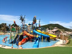 Wild coast waterpark