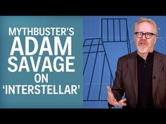 'MythBusters' Adam Savage Explains Why Interstellar's TARS Is The Perfect Robot - YouTube