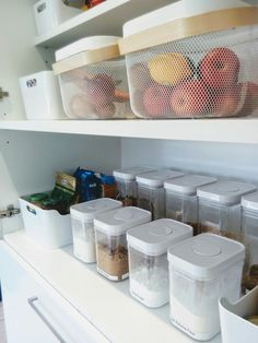 Everything in its Place - Kitchens, kitchen design, kitchen organized, organizing kitchens, kitchen inspiration, pantry ideas, pantry organized, kitchen storage, kitchen drawers, kitchen cabinet, modern kitchen, kitchen ideas, organized kitchen , organisation, recipe ideas, jars, containers, labels, kitchen decor, baskets