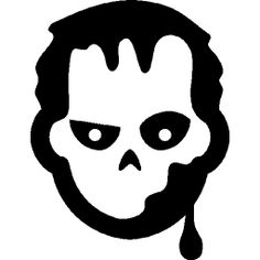 Zombie icon Zombie Logo, Halloween 9, Halloween Icons, Vector Icons, Vector Free, Gothic Art, Png Format, Icon Pack, Stickers