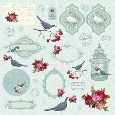 Tilda winterbird
