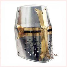 Knight Crusader Helmet