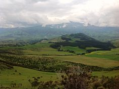 Andes mountains in Cayambe village. #Cayambe #ecuador #volunteer #abroad #AllYouNeedisEcuador