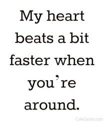 Quotes for Love QUOTATION – Image : As the quote says – Description & I lose my breath, get an overwhelming amount of butterflies….& worst of all, I don't think straight. Sharing is love, sharing is everything Cute Love Quotes, Love Quotes For Him Romantic, Love Quotes With Images, Love Quotes For Her, Couple Quotes, Me Quotes, Qoutes, Short Quotes, Boyfriend Quotes Short
