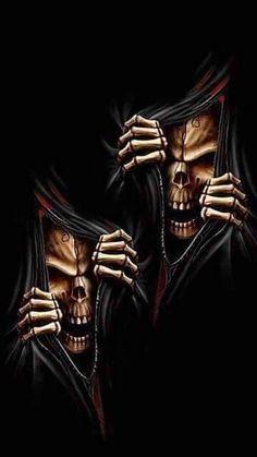 217 Meilleures Images Du Tableau Ange De La Mort En 2019 Skull