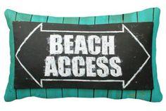 Beach Sign Pillow: http://www.beachblissdesigns.com/2015/07/beach-nautical-sign-pillows.html