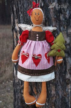 Коллекционные куклы ручной работы. Ярмарка Мастеров - ручная работа Текстильная к