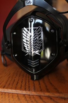 I bought some new headphones, and they let you engrave them, so naturally... - Imgur
