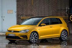 Volkswagen Golf 2017 europeu recebe pequenos retoques no visual e novo motor 1.5 TSI de 150 cv de potência.