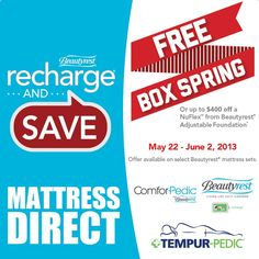memorial day tempurpedic mattress sales