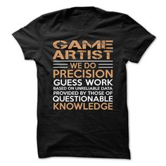 Love Being A GAME ARTIST T-Shirts, Hoodies. BUY IT NOW ==►…