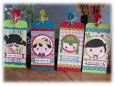El espacio de Osi: BLOG HOP QUE BONTA VECINDAD DIA 2 1st Birthday Parties, Boy Birthday, Ideas Para Fiestas, Kids Cards, Craft Gifts, Holiday Crafts, Crafts For Kids, Paper Crafts, Christmas Ornaments