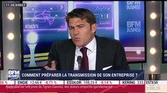Comment préparer la transmission de son entreprise ? - 07/03 Bfm Business, La Transmission, Dance Floors, Business