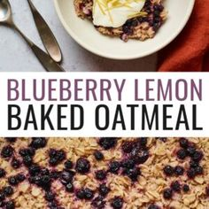 Oatmeal Flavors, Baked Oatmeal Recipes, Clean Eating Meal Plan, Clean Eating Recipes, Almond Flour Pancakes, Vegan Yogurt, Bird Food, Gluten Free Oats, No Calorie Foods