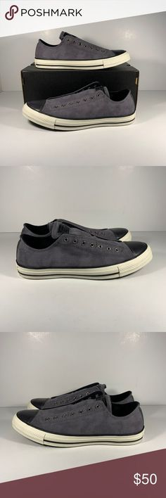 Authentische Herren Sneaker Low Vans Slip On Classic blau