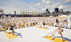 3 Renowned Yoga Teachers On Why They're Wearing White For Yoga